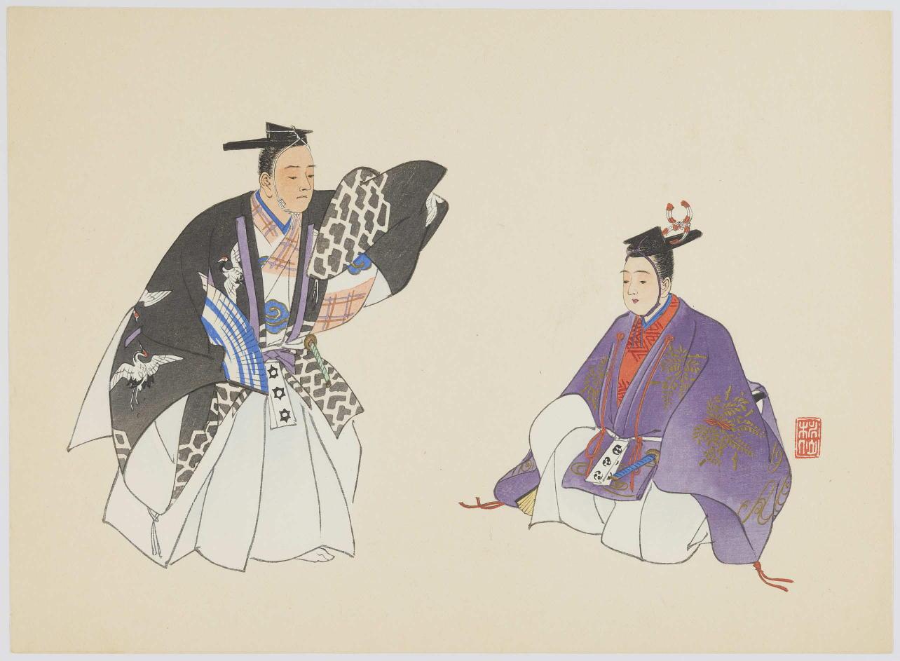 江戸時代の武士が行う成人式である元服とは?